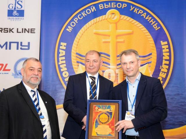 Компания «ТРАНС-СЕРВИС-КТТ» заняла третье место в номинации «Поставщик перегрузочной техники»