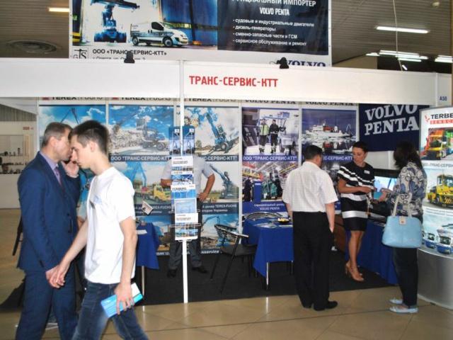 Участие в XVI Международной выставке «Интер-ТРАНСПОРТ» 2017