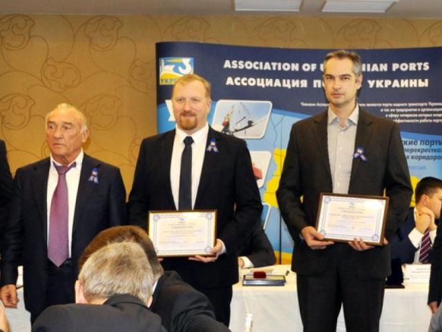 Наша компания стала  членом ассоциации портов украины «УКРПОРТ»