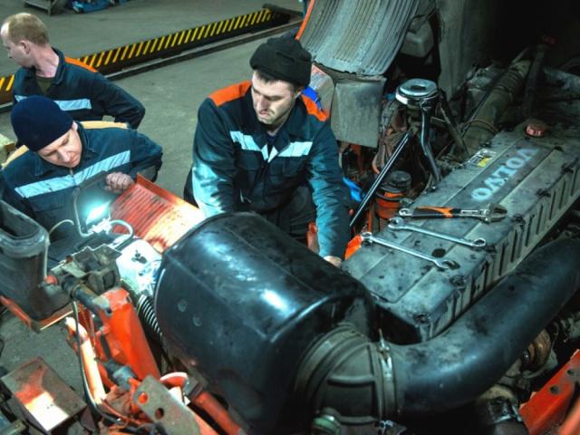 Открытие второй станции технического обслуживания VOLVO и RENAULT TRUCKS в городе Черноморск
